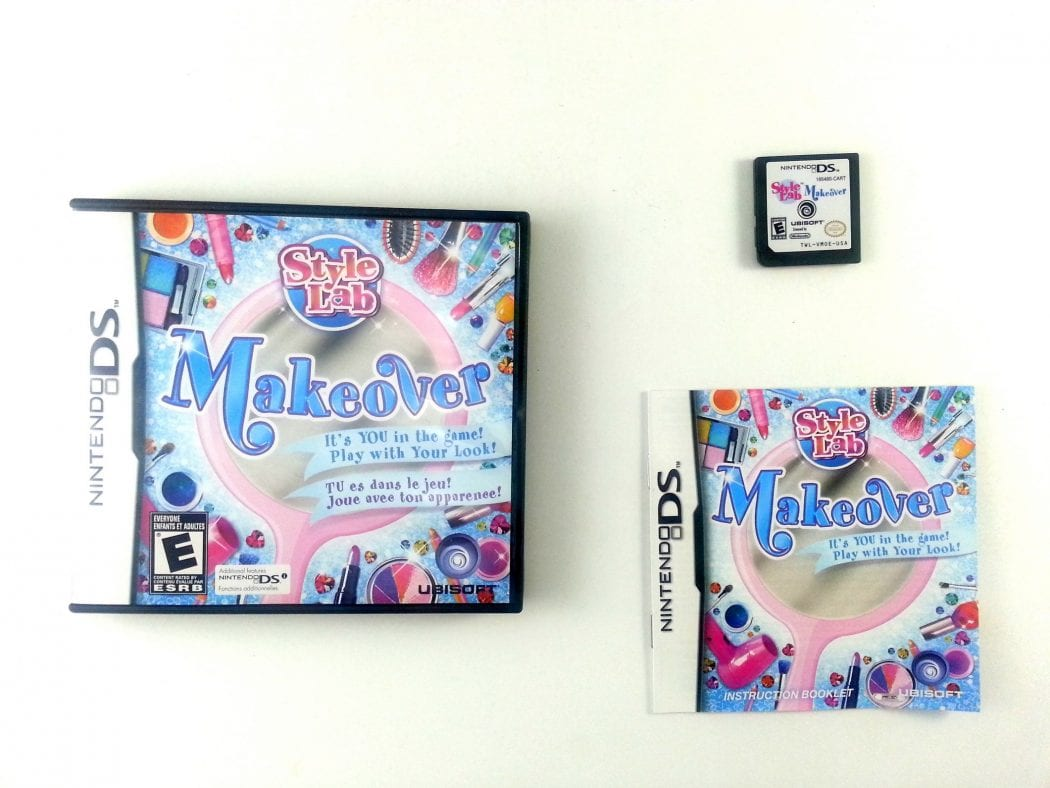 Style Lab: Makeover game for Nintendo DS -Complete