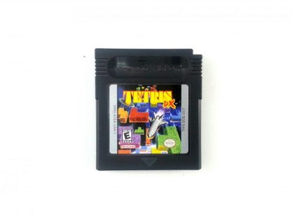 Tetris DX game for Nintendo GameBoy Color - Loose
