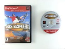 Tony Hawk 3 game for Sony Playstation 2 PS2 -Game & Case