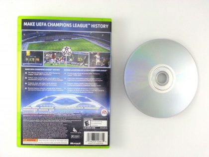 UEFA Champions League 2006-2007 game for Xbox 360 | The Game Guy