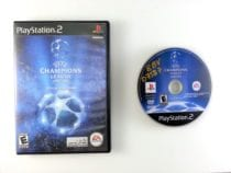 UEFA Champions League 2006-2007 game for Sony Playstation 2 PS2 -Game & Case