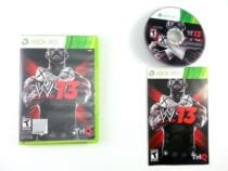 WWE '13 game for Microsoft Xbox 360 -Complete