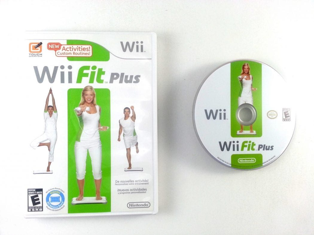 Wii Fit Plus game for Wii | The Game Guy