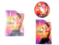 Zumba Fitness game for Nintendo Wii -Complete