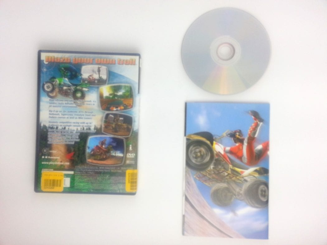 ATV Offroad Fury 2 game for Playstation 2 (Complete) | The Game Guy