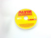 Alvin And The Chipmunks The Game game for Nintendo Wii - Loose