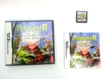 Arthur and the Invisibles game for Nintendo DS -Complete