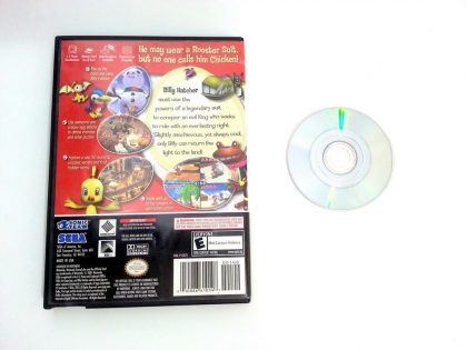 Billy Hatcher and The Giant Egg game for Gamecube   The Game Guy