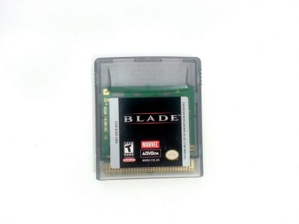 Blade game for Nintendo GameBoy Color - Loose