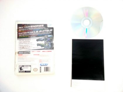 Build 'N Race game for Wii (Complete)   The Game Guy