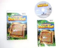 Cradle of Rome game for Nintendo Wii -Complete