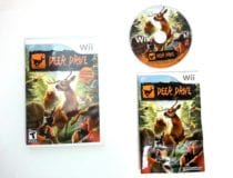 Deer Drive game for Nintend?o Wii -Complete