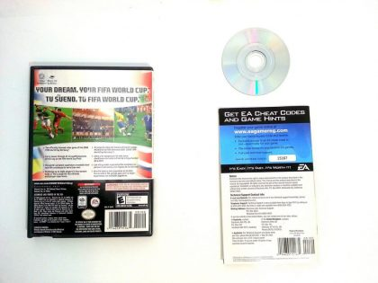 FIFA World Cup 2006 Germany game for Gamecube (Complete)   The Game Guy