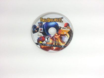 FaceBreaker game for Sony Playstation 3 PS3 - Loose