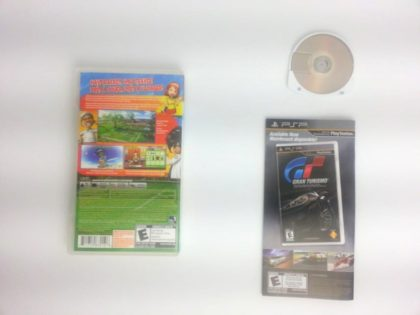 Hot Shots Tennis: Get a Grip game for PSP (Complete)   The Game Guy