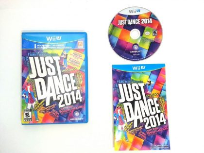 Just Dance 2014 game for Nintendo Wii U -Complete