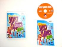 Just Dance Kids game for Nintendo Wii -Complete
