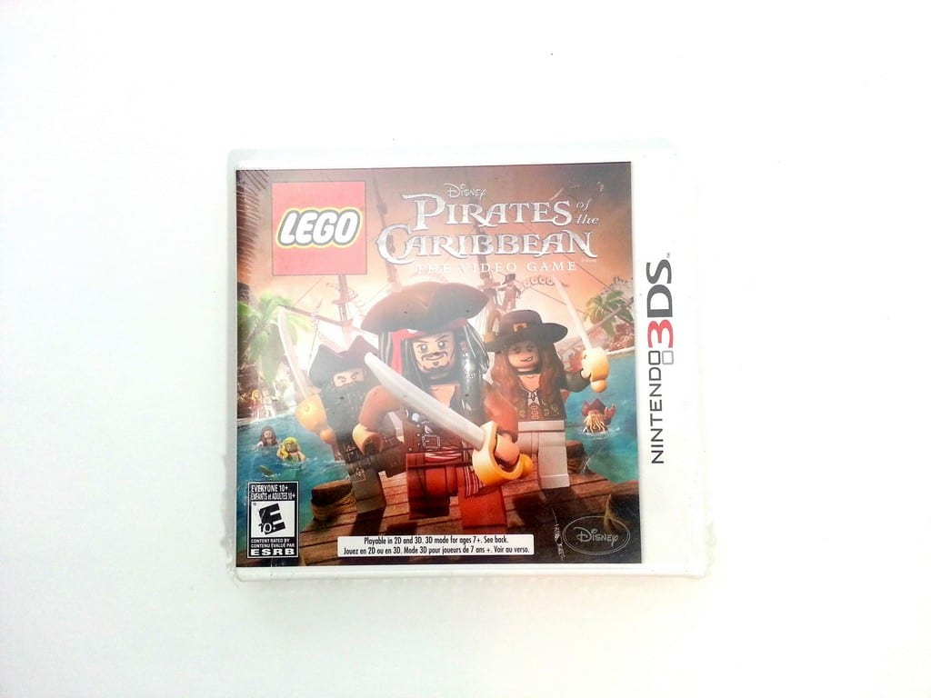 LEGO Pirates of the Caribbean: The Video Game game for Nintendo 3DS - New
