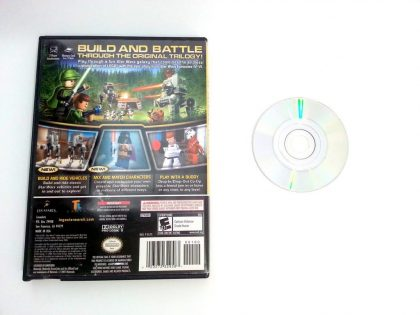 LEGO Star Wars II Original Trilogy game for Gamecube | The Game Guy