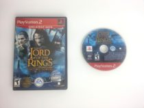 Lord of the Rings Two Towers game for Sony Playstation 2 PS2 -Game & Case