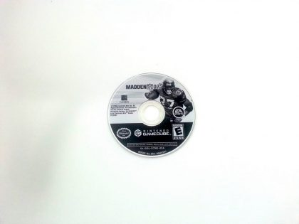 Madden 2007 game for Nintendo Gamecube - Loose