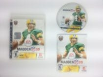 Madden 2009 game for Sony Playstation 3 PS3 -Complete