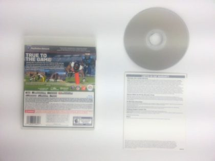 Madden NFL 12 Hall of Fame Edition game for Playstation 3 (Complete) | The Game Guy