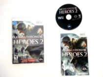 Medal of Honor Heroes 2 game for Nintendo Wii -Complete