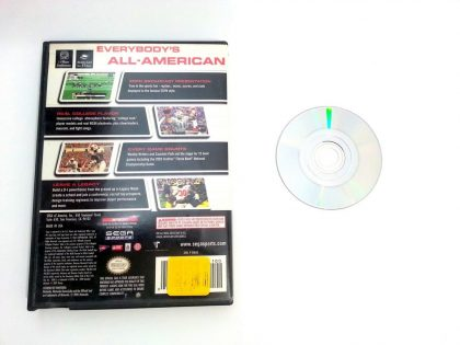 NCAA Football 2K3 game for Gamecube   The Game Guy