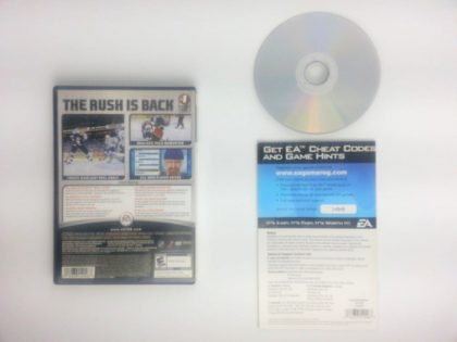 NHL 2006 game for Playstation 2 (Complete)   The Game Guy
