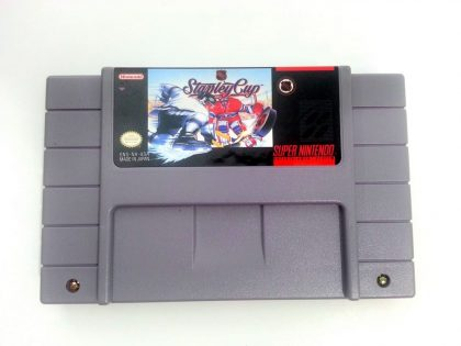 NHL Stanley Cup game for Super Nintendo SNES - Loose