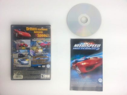 Need for Speed 2 Hot Pursuit game for Playstation 2 (Complete) | The Game Guy