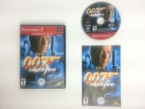 Nightfire game for Sony Playstation 2 PS2 -Complete