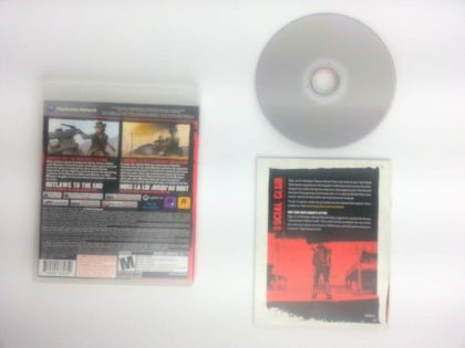 Red Dead Redemption game for Playstation 3 (Complete) | The Game Guy