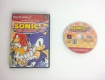 Sonic Mega Collection Plus game for Sony Playstation 2 PS2 -Game & Case