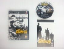 The Getaway game for Sony Playstation 2 PS2 -Complete