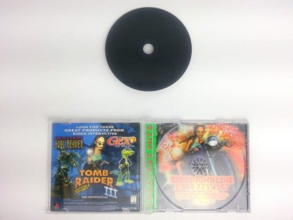 Tomb Raider II game for Playstation (Complete) | The Game Guy