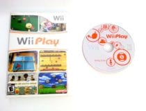 Wii Play (Game only) game for Nintendo Wii -Game & Case