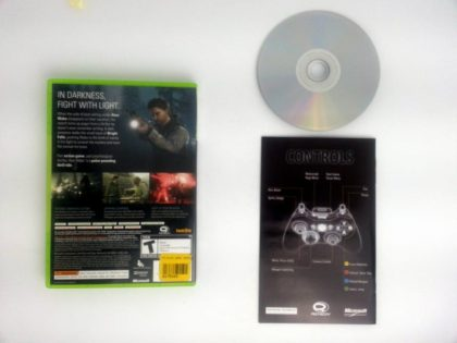 Alan Wake game for Xbox 360 (Complete) | The Game Guy
