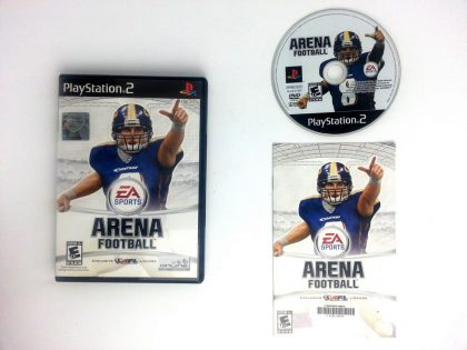 Arena Football game for Sony Playstation 2 PS2 -Complete