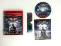 Batman Arkham Asylum Game of the Year Edition game for PS3 Complete