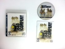Battlefield Bad Company game for Sony Playstation 3 PS3 -Complete