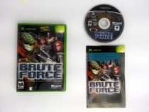 Brute Force game for Microsoft Xbox -Complete