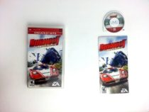 Burnout Legends game for Sony PSP -Complete