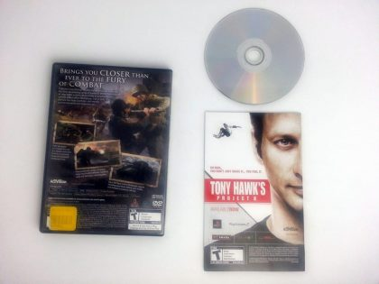 Call of Duty 3 game for Playstation 2 (Complete) | The Game Guy