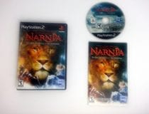 Chronicles of Narnia Lion Witch and the Wardrobe game for PS2 Complete
