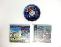 Crash Bandicoot Warped game for Sony Playstation PS1 PSX -Complete