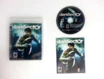 Dark Sector game for Sony Playstation 3 PS3 -Complete