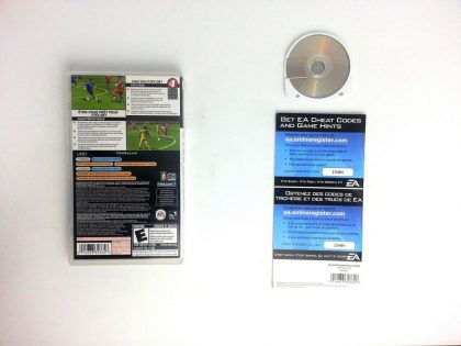 FIFA 2008 game for PSP (Complete) | The Game Guy