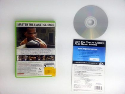 Fight Night Round 3 game for Xbox 360 (Complete)   The Game Guy
